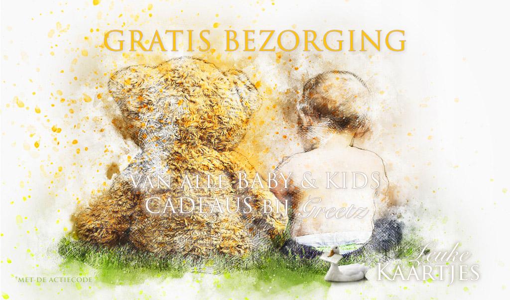 Gratis bezorging Baby & Kids cadeaus