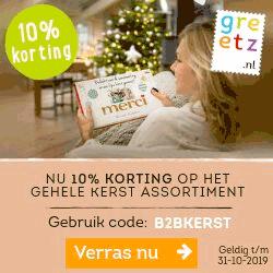 10% Korting op Kerstassortiment