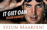 Elfstedenzwemtocht - Maarten van de Weijden